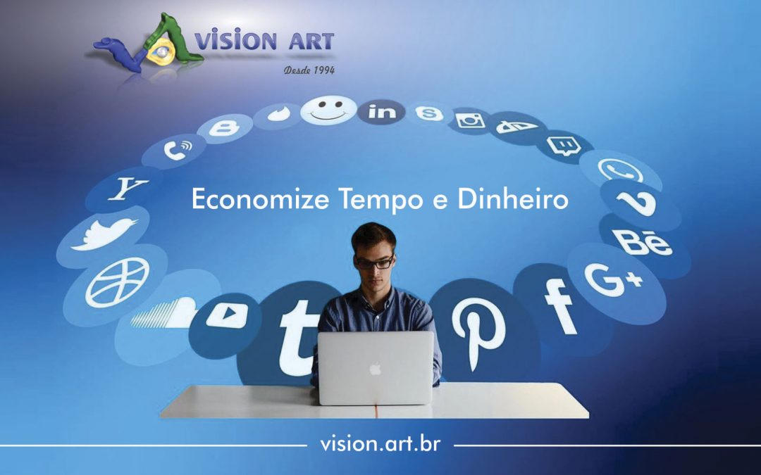 Criação de sites com marketing automatizado, layout exclusivo e responsivo.