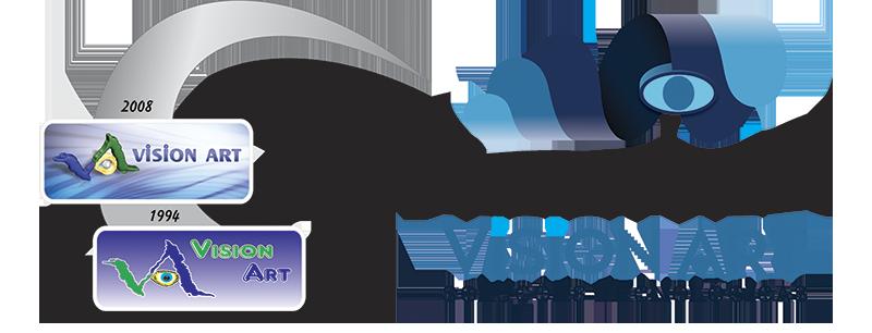 Vision Art Logo História H