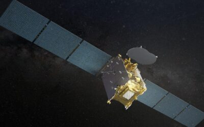 Satélite 'flexível' Quantum pode ser reconfigurado em órbita